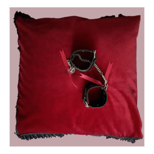 exclusive decorative pillow