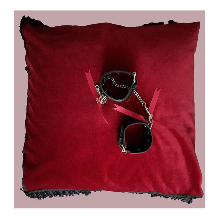 exclusive decorative pillow